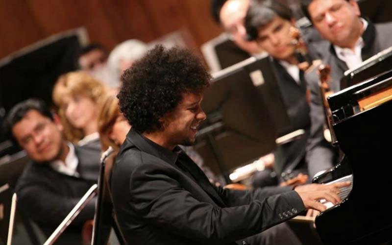 Aldo Lopez Gavilan Pianist