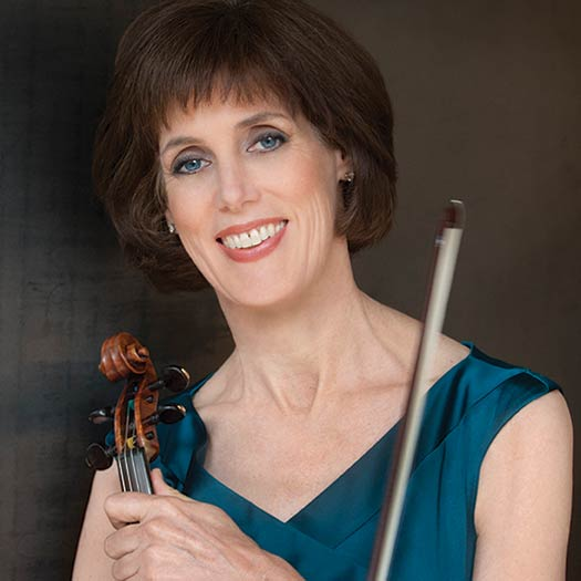 Laura Hamilton Concertmaster