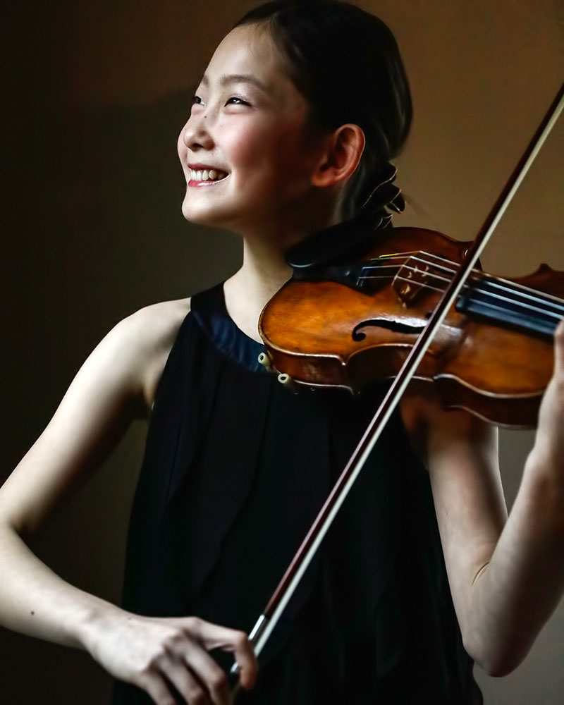 Kaia Selden Violinist