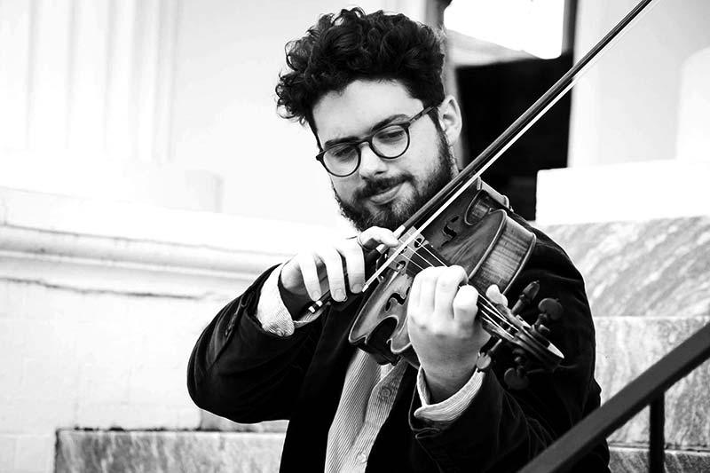 quartet-violinist
