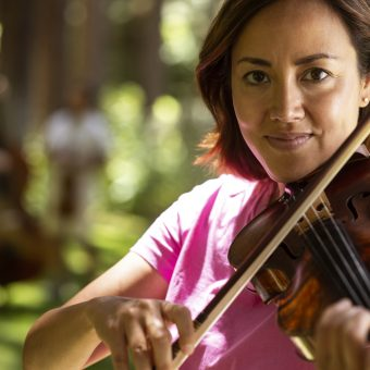 Kristi violin
