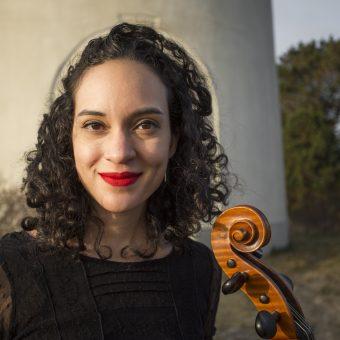 Francesca McNeeley Cello