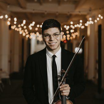 Julian Maddox Violin