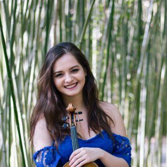 Sabrina Bradford violin
